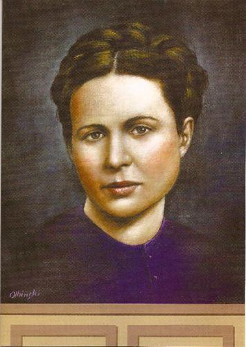 Portrait of Irena