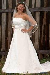 June 17, 2006 - Jessica Shelton, the bride