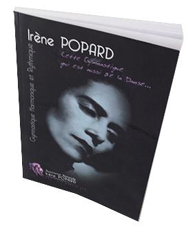 Vente du livre historique de la méthode Irène POPARD