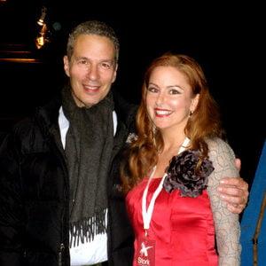 Irene en dirigent Eugene Kohn.