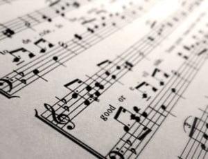 muziek-partituur300