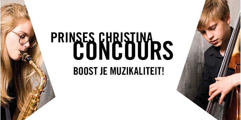 Deelname aan het Prinses Christina Concours