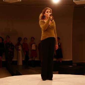Irene Repetitie Irvin Couture Show