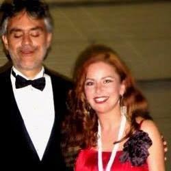 Irene de Raadt and Andrea Bocelli italian duets