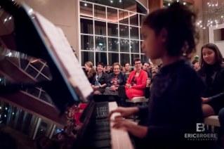 Kerstconcert benefiet 2017 zangles pianoles Amstelveen Amsterdam Irene de Raadt (1)