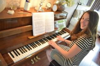 Pianoles Amstelveen Irene de Raadt 2