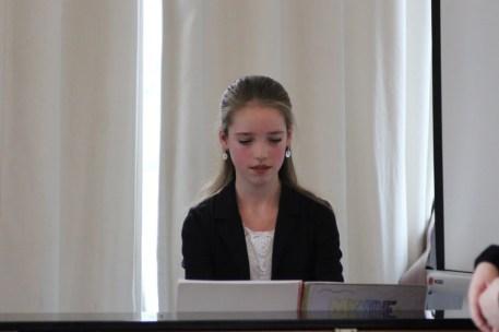 Pianoles Irene de Raadt kerstconcert Orangerie Elswout Irene de Raadt (1)