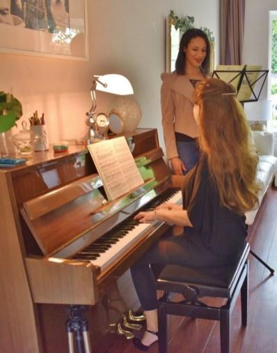 Pianoles en zangles Amstelveen Irene de Raadt