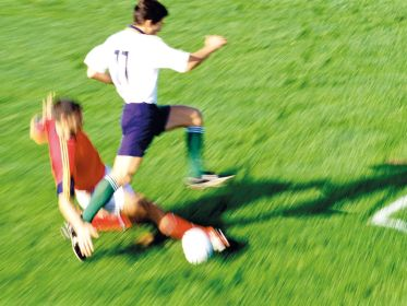 voetbal-tackle