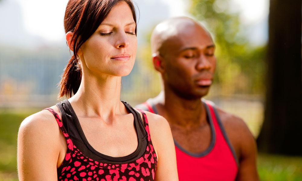 Slim leren van topatleten - twee praktische concentratie oefeningen