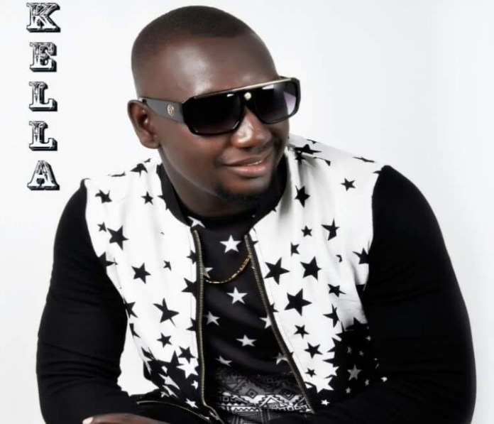 AHMED TEJAN-KELLA POPULARLY KNOWN BY THE STAGE NAME KELLA, SIGNED TO HEJENAH ENTERTAINMENT