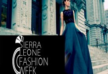 SIERRA LEONE FASHION WEEK 2017