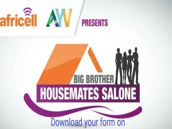 AYV extends deadline to submit audition form for Big Brother Salone 2019
