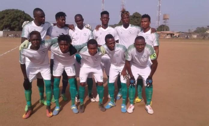 League Leaders FC Kallon welcomes Away Kings Kamboi Eagles