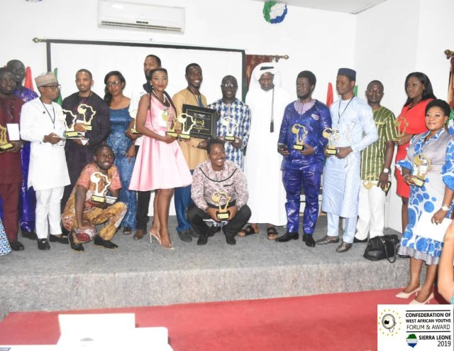 Laj-K Appointed as West Africa Youth Ambassador
