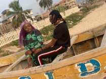 Sierra Leonean Markmuday collaborating with Nigerian artist Solidstar on an up-coming song10