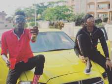 Sierra Leonean Markmuday collaborating with Nigerian artist Solidstar on an up-coming song17