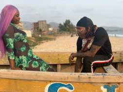 Sierra Leonean Markmuday collaborating with Nigerian artist Solidstar on an up-coming song2