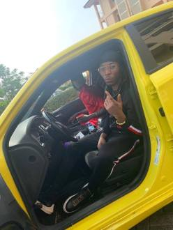 Sierra Leonean Markmuday collaborating with Nigerian artist Solidstar on an up-coming song4