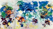 Joan Mitchell: Bracket, 1989.