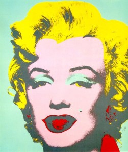 Andy Warhol (American, Pop Art, 1928–1987): Marilyn (Untitled from Marilyn Monroe), 1967. One from a portfolio of ten screenprints. Composition and sheet: 36 x 36 inches (91.5 x 91.5 cm). Publisher: Factory Additions, New York Printer: Aetna Silkscreen Products, Inc., New York. Museum of Modern Art, New York, NY, USA. © Andy Warhol Foundation for the Visual Arts / Artists Rights Society (ARS), New York.