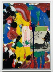 Devin Troy Strother: I'm just a white boy in a sea of jungle love, 2016. Richard Heller Gallery, Santa Monica, California. © Devin Troy Strother.