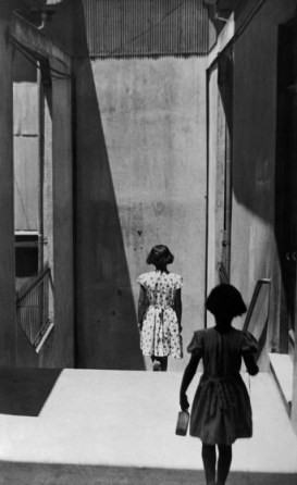 Sergio Larrain/Magnum Photos: SOUTH AMERICA. 1957. Chile. Valparaiso.