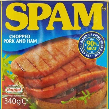 Original Spam wie bei Monty Python