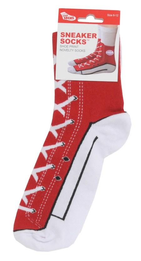 Sneaker Socken - ungewöhnliches Geschenk