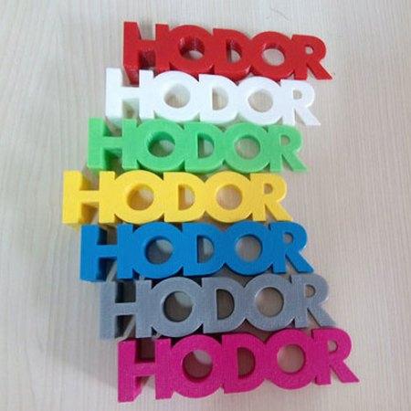 Game of Thrones Hodor Türstopper