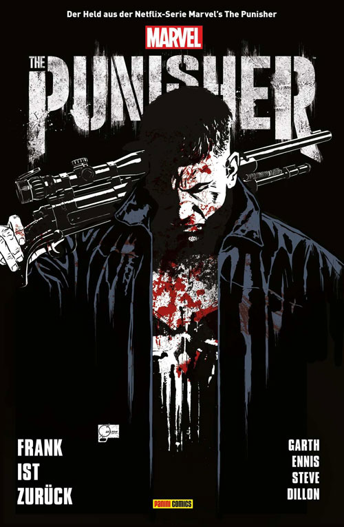 The Punisher Comic Marvel