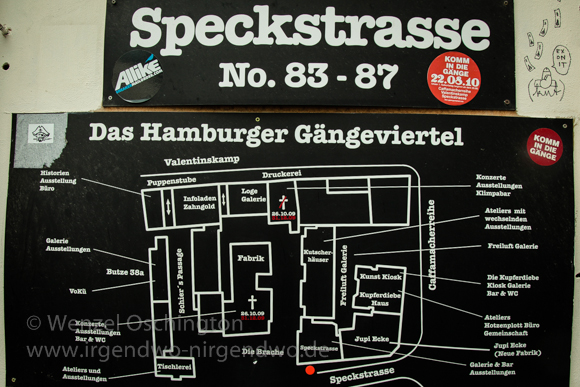 Gängeviertel   Hamburg