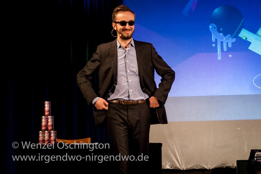 Jan Böhmermann Live-Tour   Moritzhof Magdeburg
