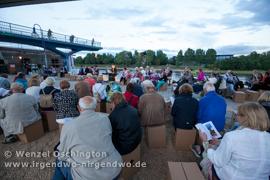 Abend am Fluss | Offenes Singen | Elbekirchentag Magdeburg