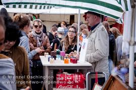 Flohmarkt Mauerpark Berlin