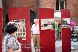 Bastelstand &  Ausstellung in der Feuerwache