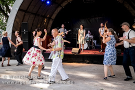 Lesly and the Rascals | Rockhouse Party Summer Shelter | Heyrothsberge