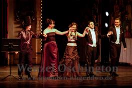 Magdeburger Kulturnacht | Opernhaus | Probe