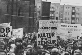 Demo 4. November 1989 |  Domplatz
