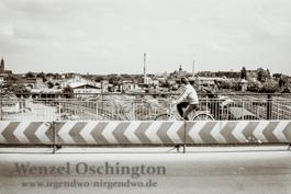 Westringbrücke – Bahnhof Sudenburg  |  Magdeburg 1989