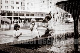 Magdeburg 1989  |  Nordabschnitt Breiter Weg (Karl-Marx-Straße)