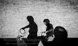 Olo Bianco: der Schattenmann