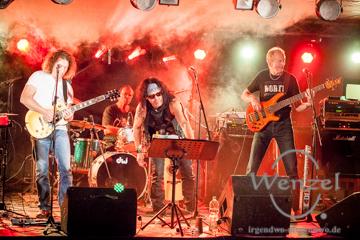 Kellergeister rocken Magdeburger Studentenclub Baracke