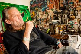 Nachdenklich –  Holle W. / Künstler aus Buckau