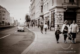 Magdeburger Stadtansichten 1990 – Breiter Weg