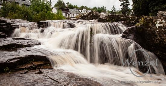 Falls of Dorchart