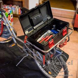 Soliradisch  -  die mobile Fahrradwerkstatt