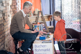 Festung kunterbunt - Bücherflohmarkt