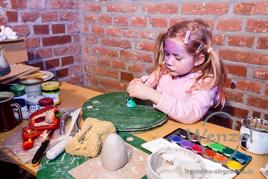 Festung kunterbunt - Kinderspiele