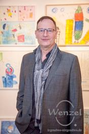 Wolfram Stäps - Vorsitzender  Zinnober e.V. Magdeburg
